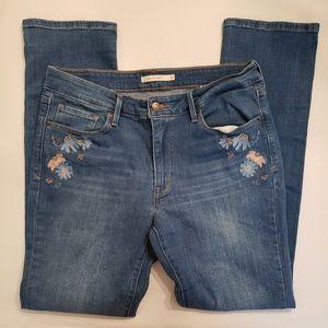 Levi Jeans | Mid Rise Skinny | Size 32